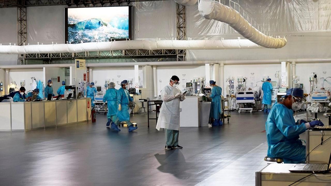 La Unidad Temporal COVID-19 atendió a más de 9 mil pacientes