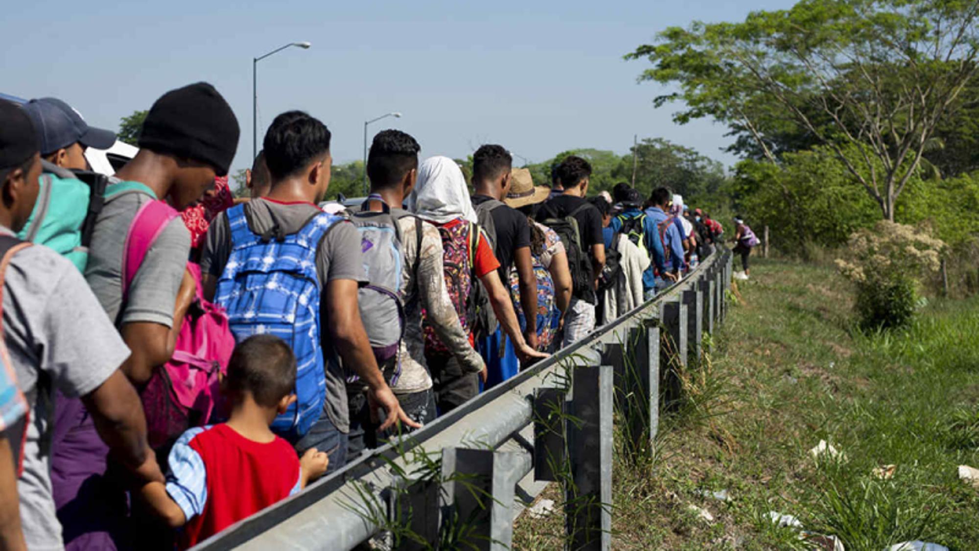CIDH realizará audiencia para revisar ddhh de personas migrantes en México