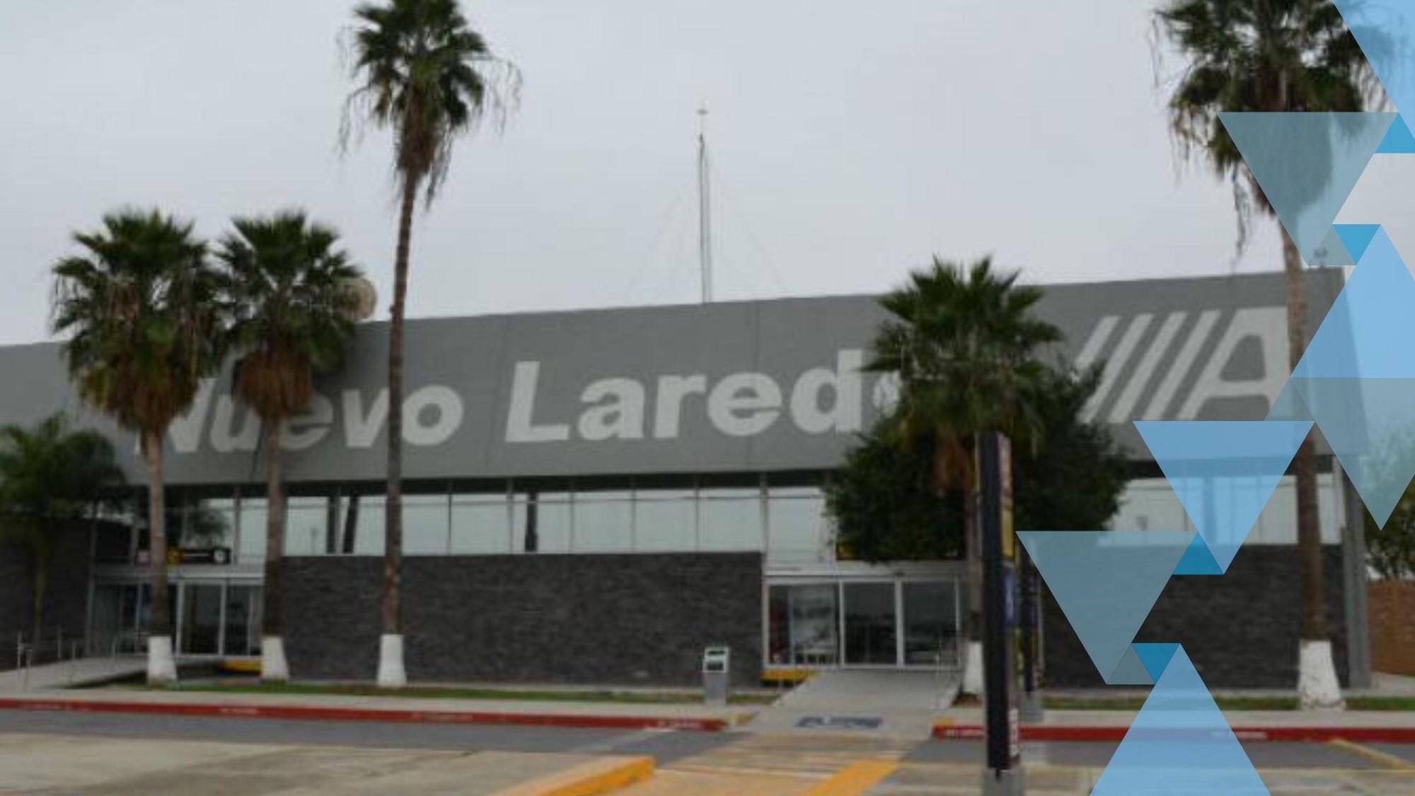 El Aeropuerto Internacional de Nuevo Laredo  se reporta listo para iniciar operaciones comerciales