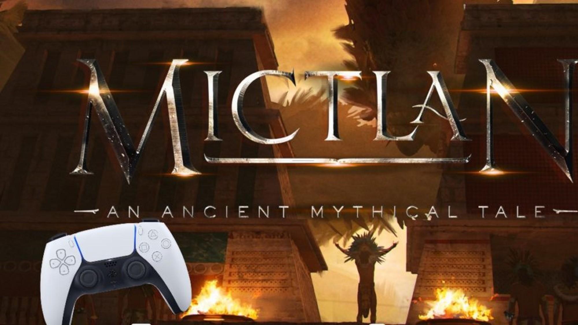 Mictlán, el videojuego mexicano, contaría con el apoyo de PlayStation