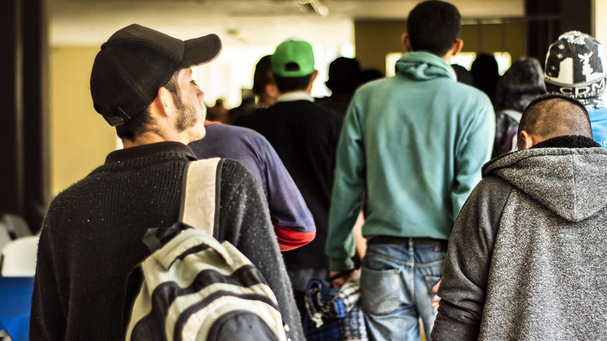 La agencia de la ONU para los refugiados consigue reubicar a más de 10.000 personas en México