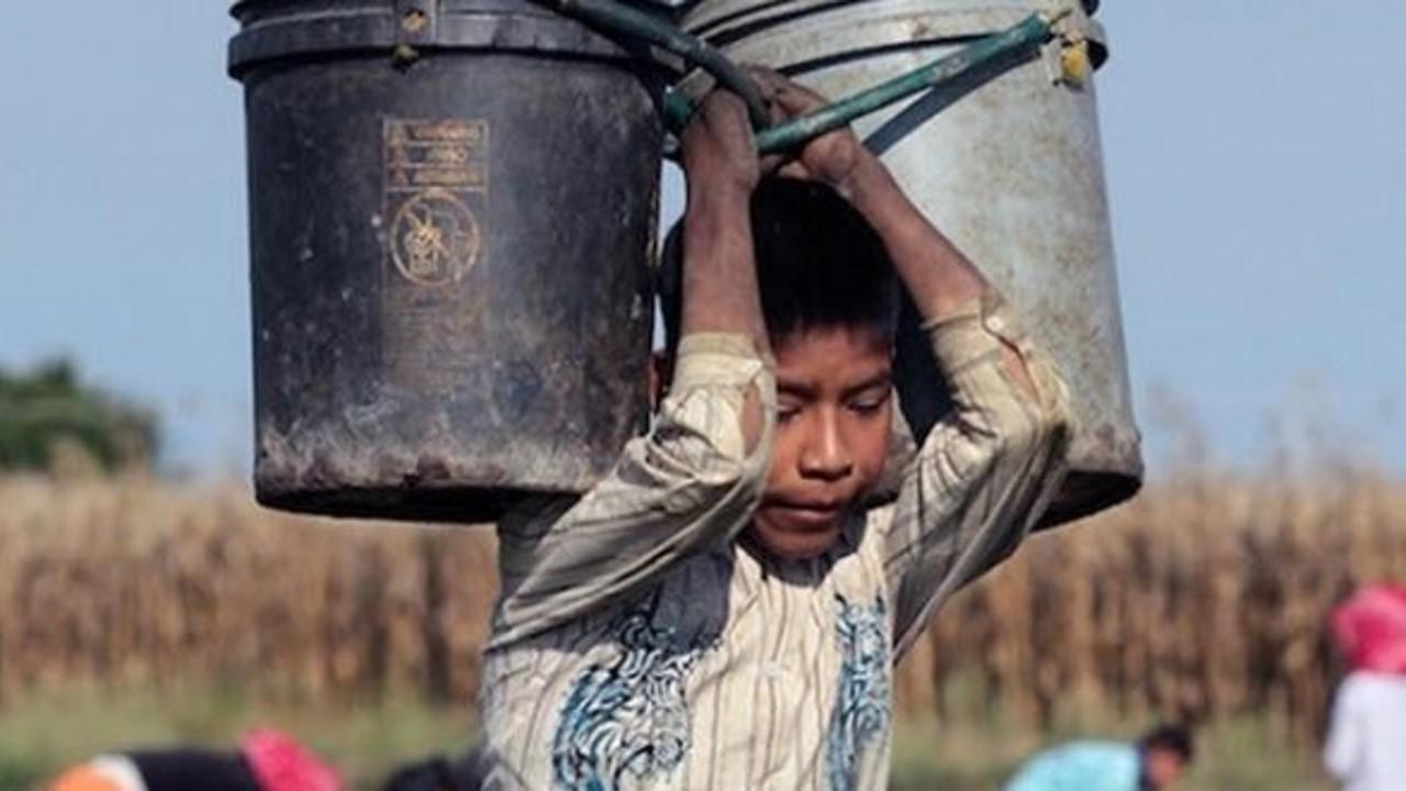 La ENTI 2019 estima que en México 3.3 millones de niños y niñas de 5 a 17 años se encuentran en condiciones de trabajo infantil
