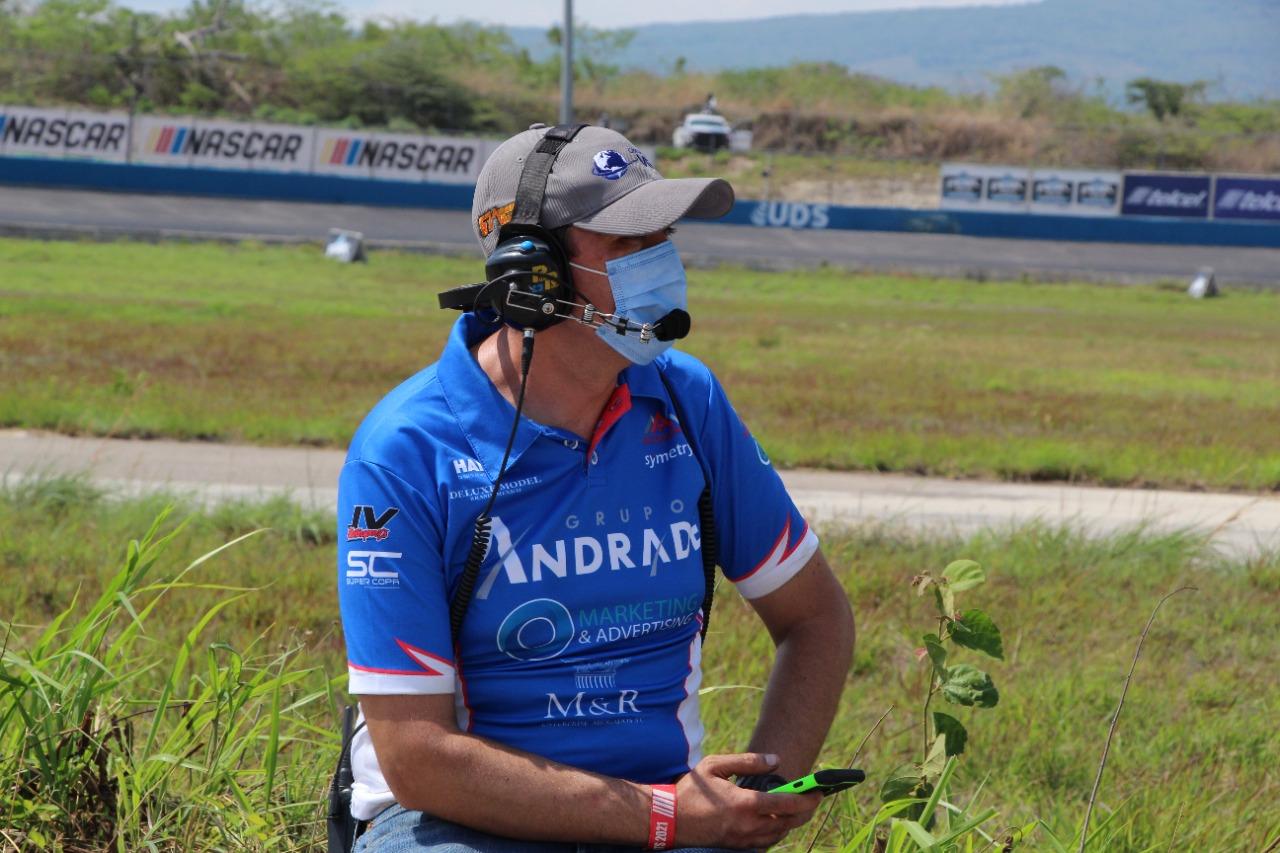 """""""La temporada 2021 de NASCAR Peak México Series, será muy buena"""": Jordi Vidal"""