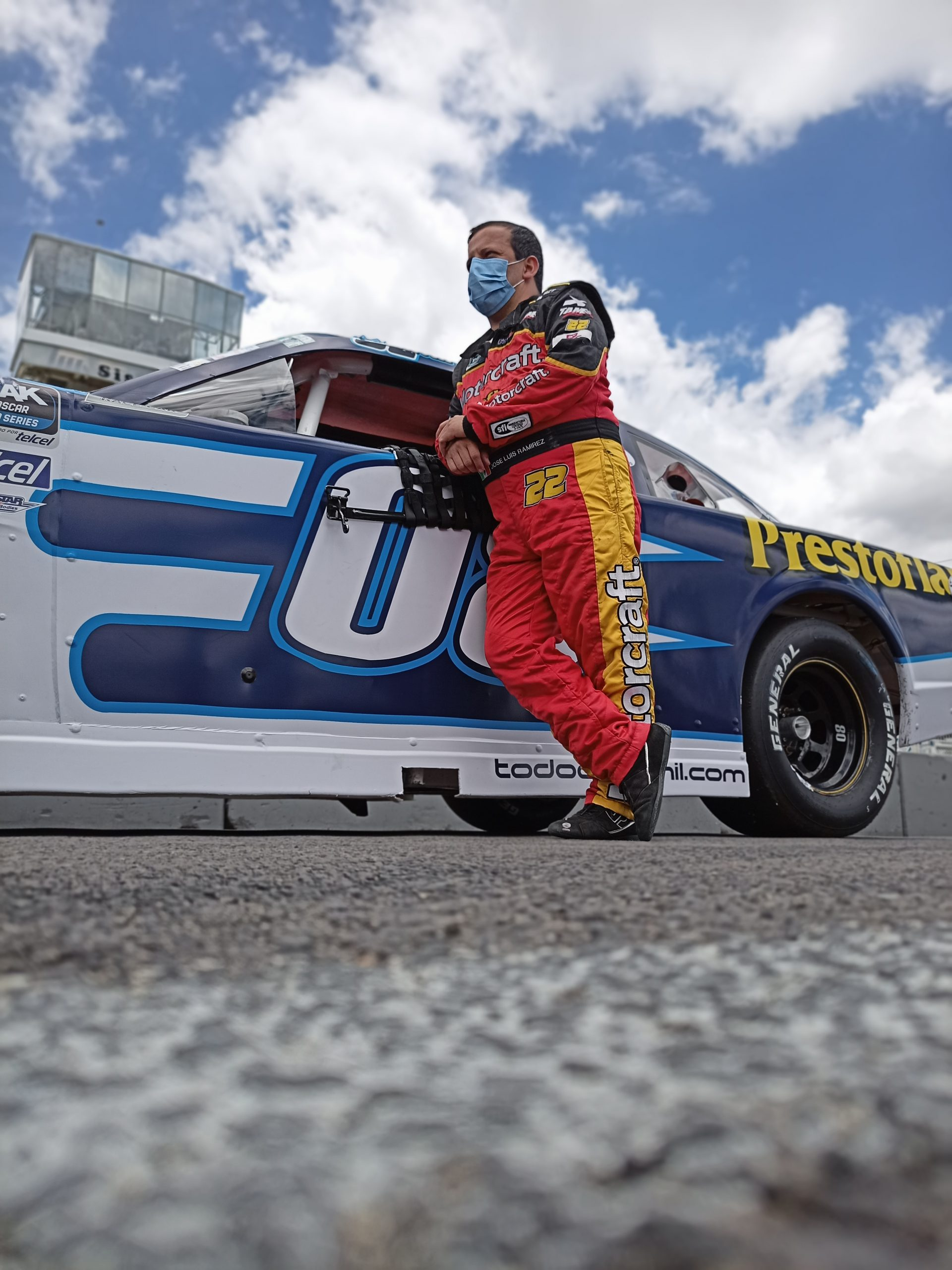 Extraordinario regreso de Ramírez Racing en NASCAR México