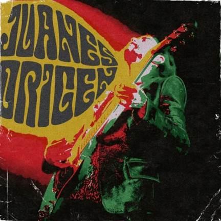"""""""Origen"""" es la nueva producción discográfica de Juanes"""