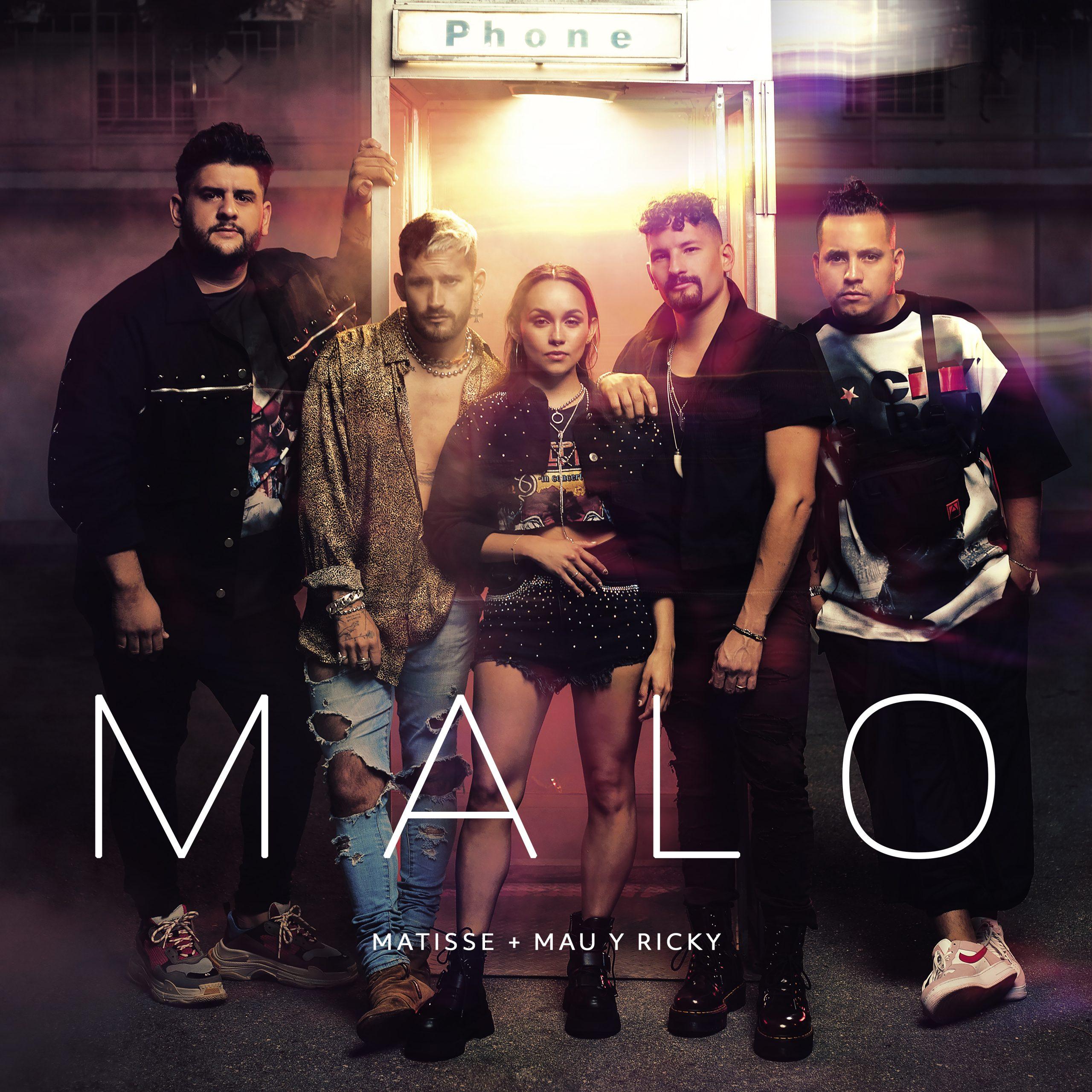 """Matisse platican sobre """"Malo"""", su nuevo sencillo"""