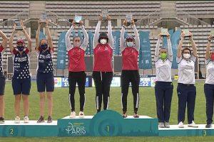 El equipo femenil de tiro con arco gana el Preolímpico y le da a México plaza en Tokio 2020