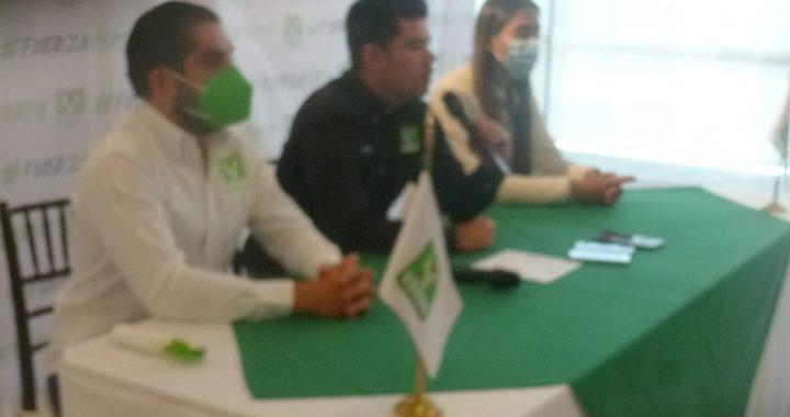 En la pasada elección el Partido Verde logró 14 ayuntamientos, tres diputaciones federales y una local