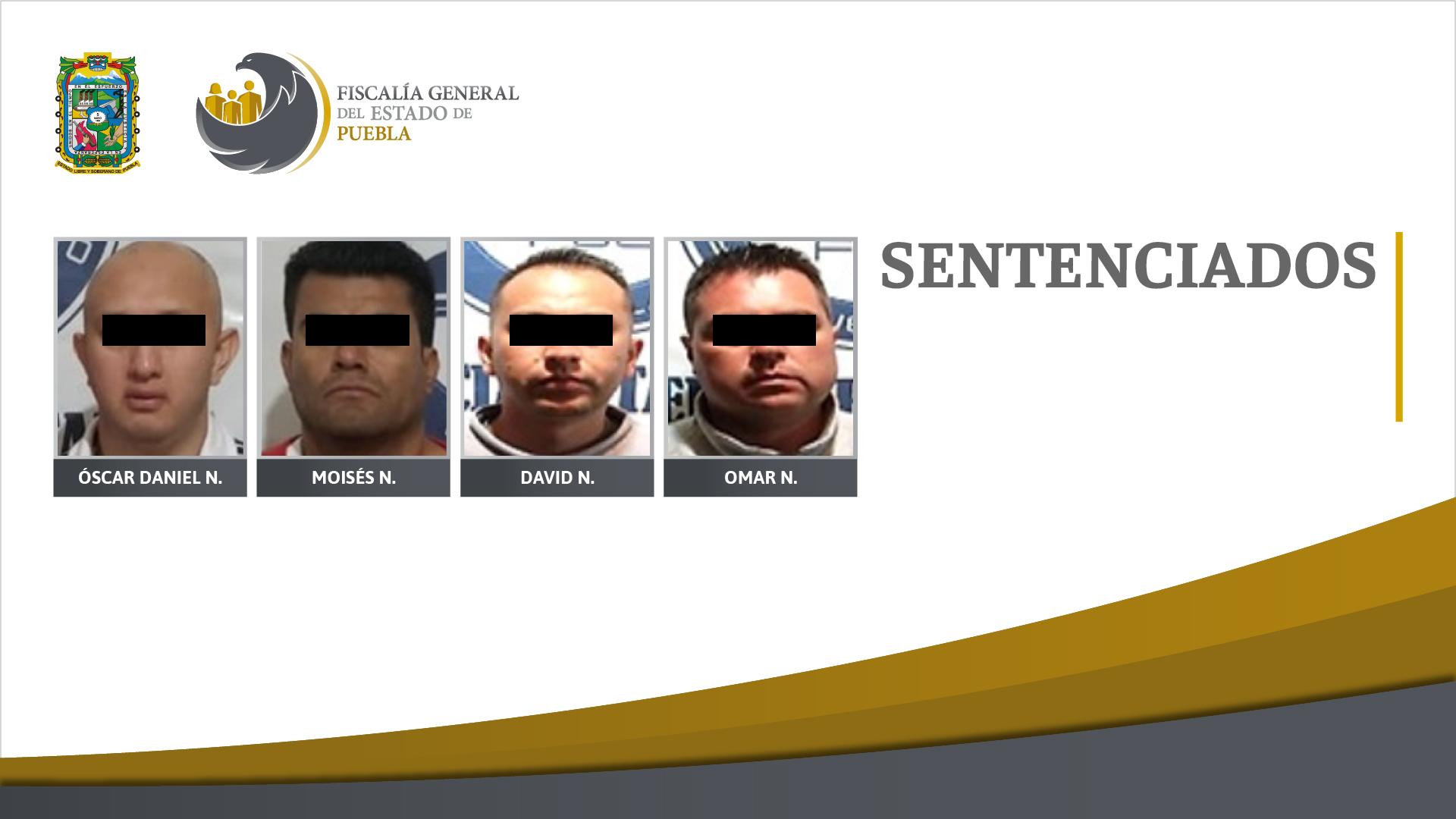 Sentencia condenatoria por robo a casa habitación en Chignahuapan