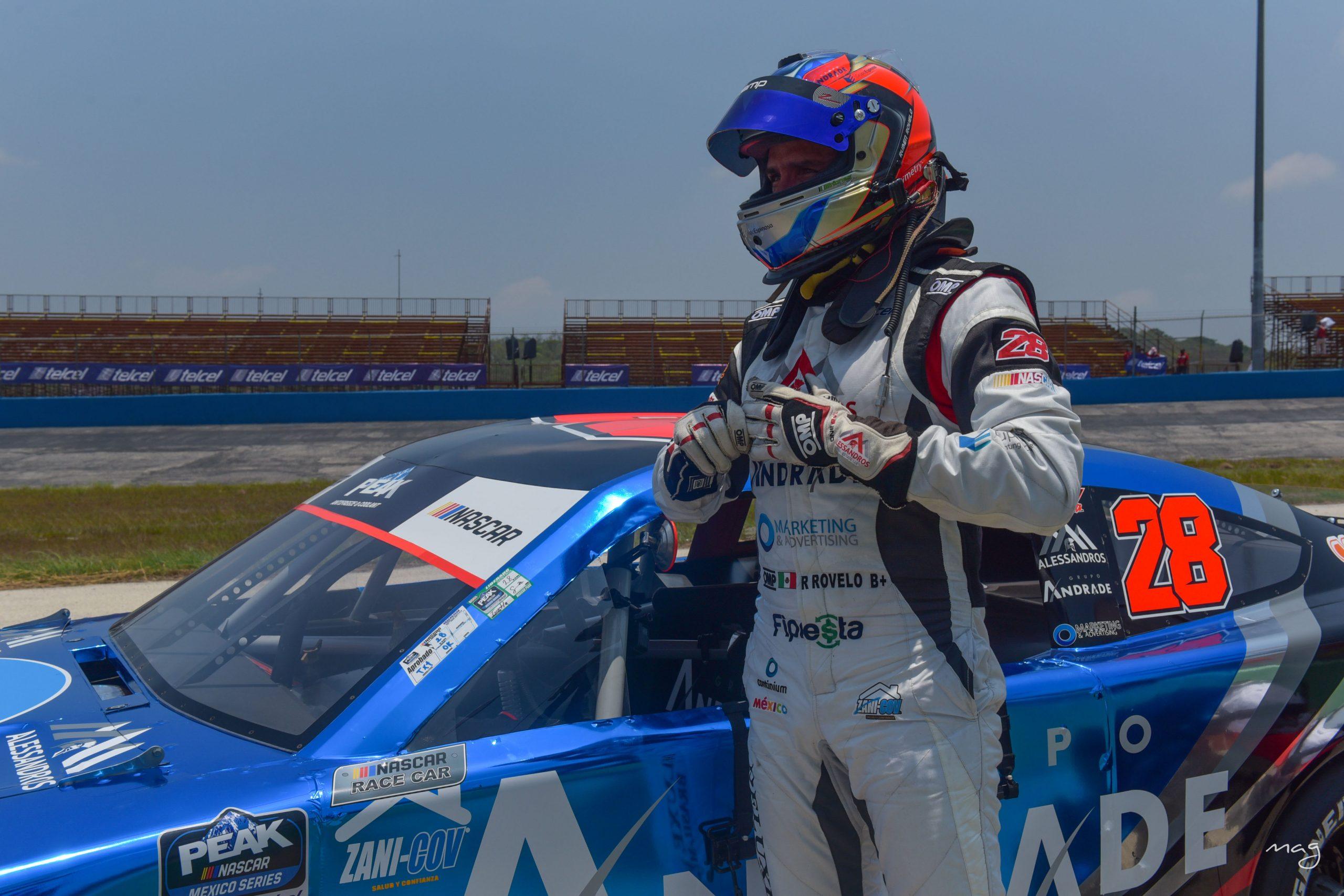 Alessandros Racing con todo su armamento para Querétaro