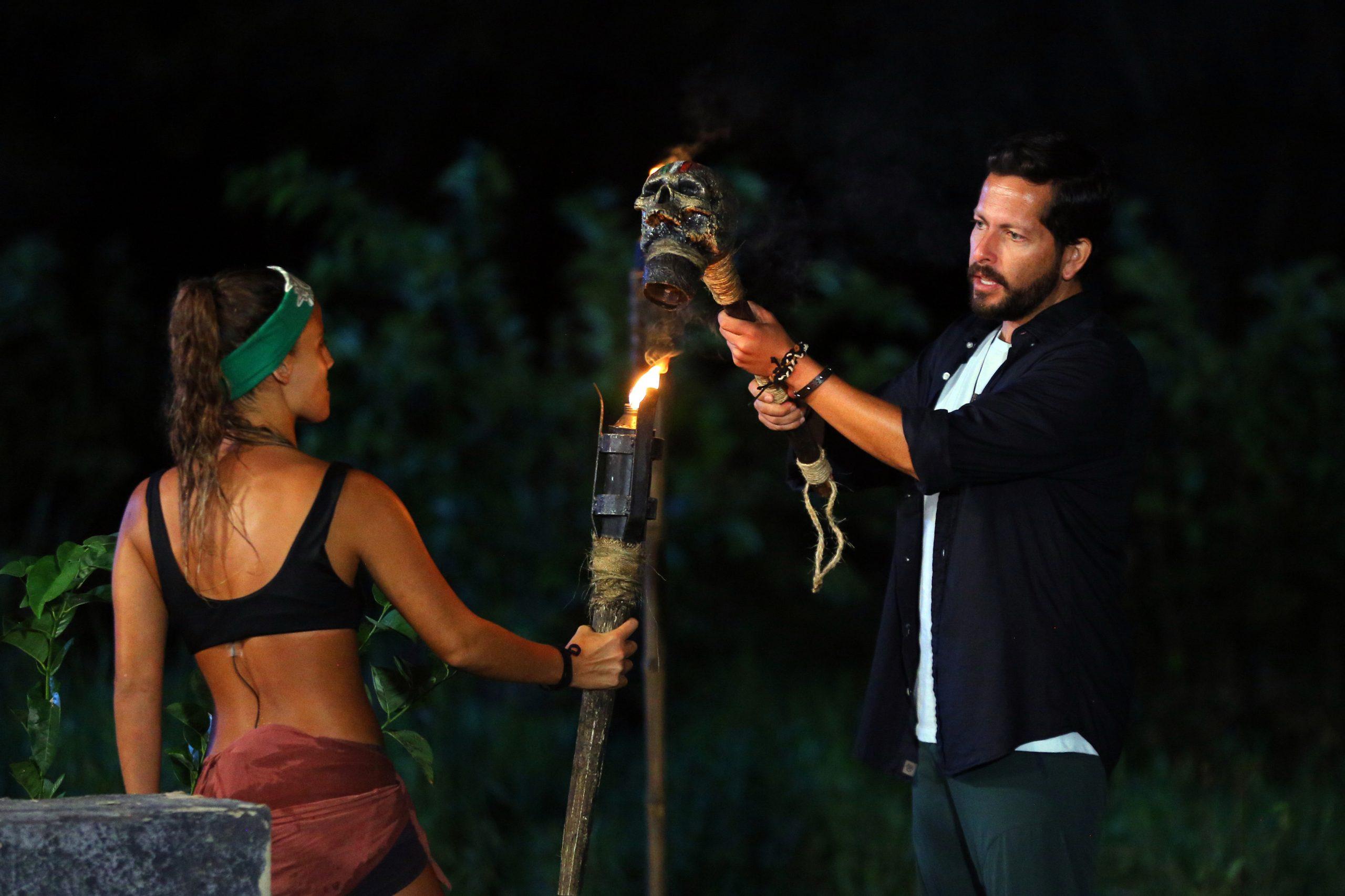 """Aranza Carreiro fue la eliminada en la décima semana de """"Survivor México"""""""
