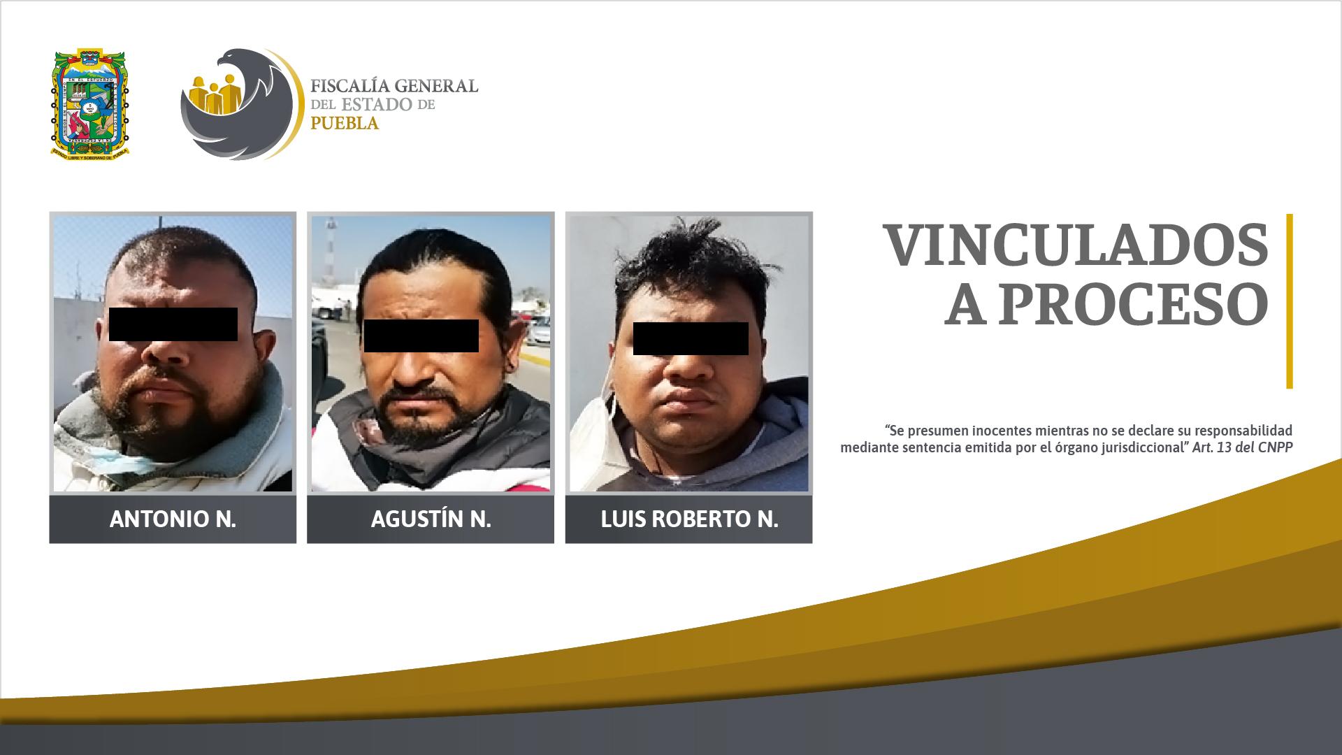 En prisión por delitos ocurridos en el tianguis de San Martín