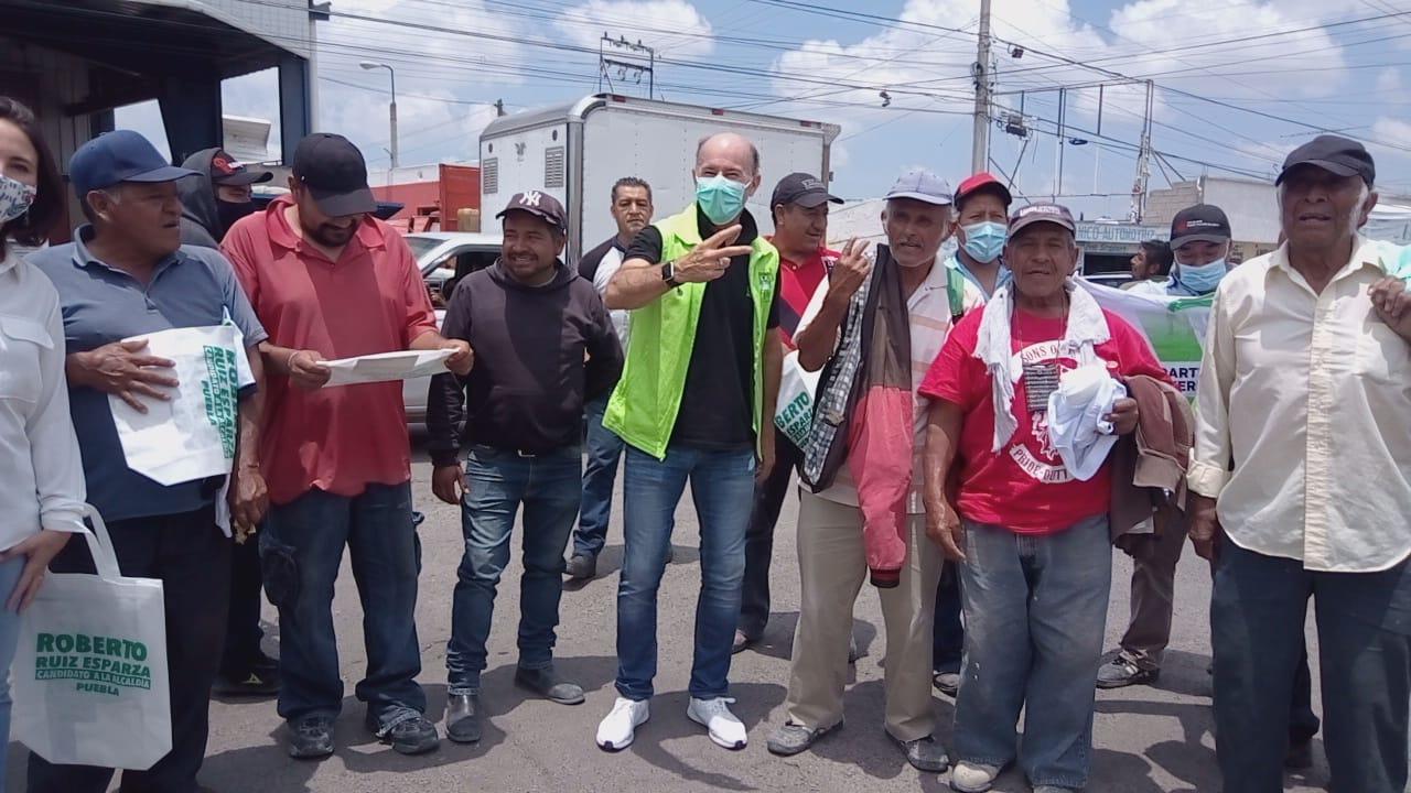 Gracias poblanos, juntos recuperaremos la grandeza de Puebla
