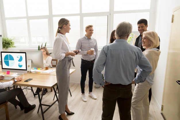 ¿Por qué resolver las disputas de trabajo puede hacer a tu equipo más productivo
