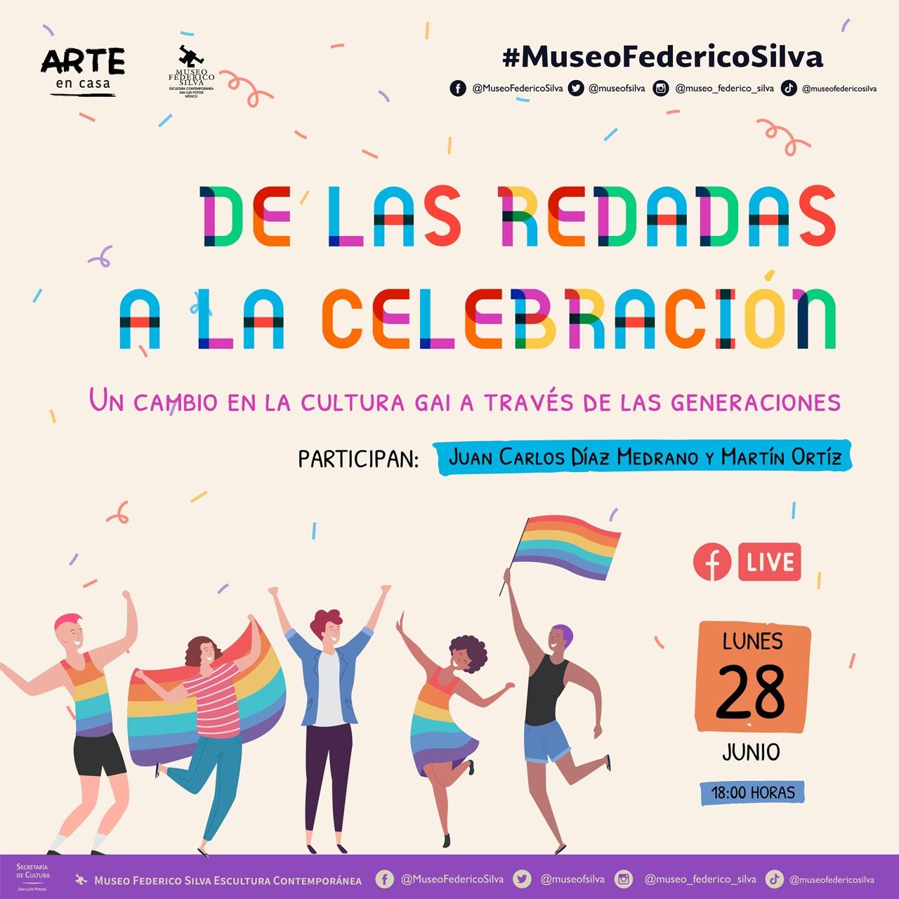 Charla: De las redadas a la celebración, en el museo Federico Silva