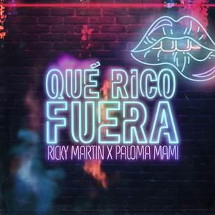 "Ricky Martin lanza ""Qué rico fuera"" en colaboración con Paola Mami"