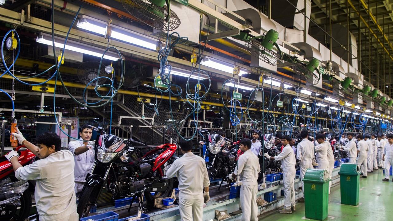 El personal ocupado total del sector manufacturero registró un incremento de 0.1%