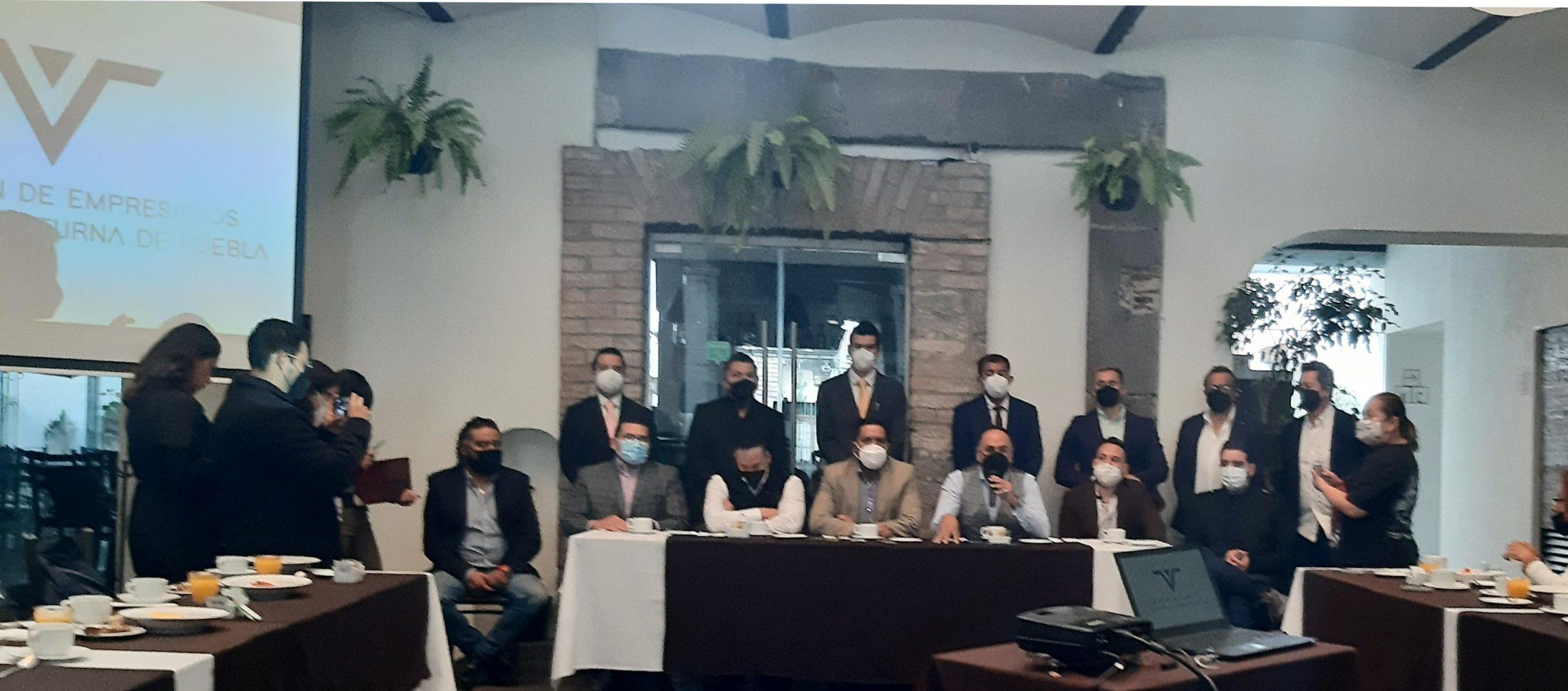 Empresarios de la vida nocturna de Puebla piden al Gobierno del Estado apertura de sus negocios