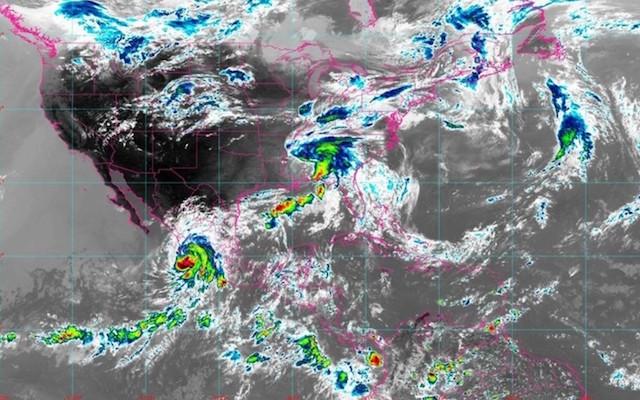 Toca tierra entre Colima y Michoacán la tormenta tropical Dolores: Conagua
