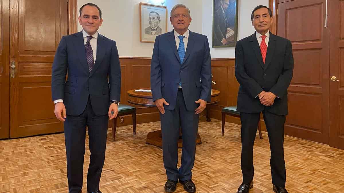 Arturo Herrera deja Hacienda; AMLO lo propone para Banxico; lo sustituye Rogelio Ramírez de la O