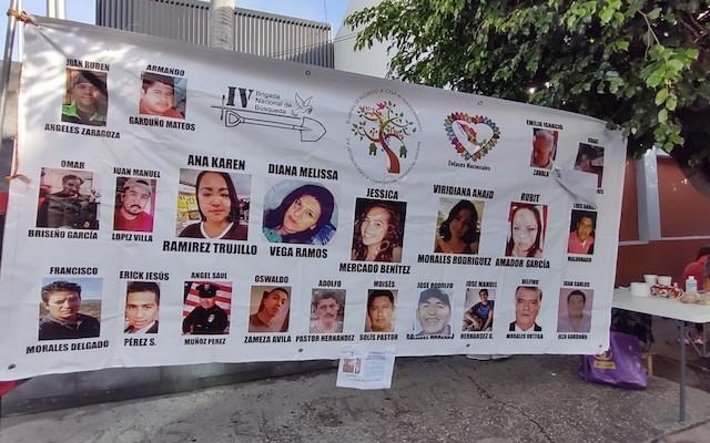 Pretenden imponer en Morelos acuerdo de confidencialidad sobre identificación de cuerpos: colectivos; se busca no revictimizar: Fiscalía