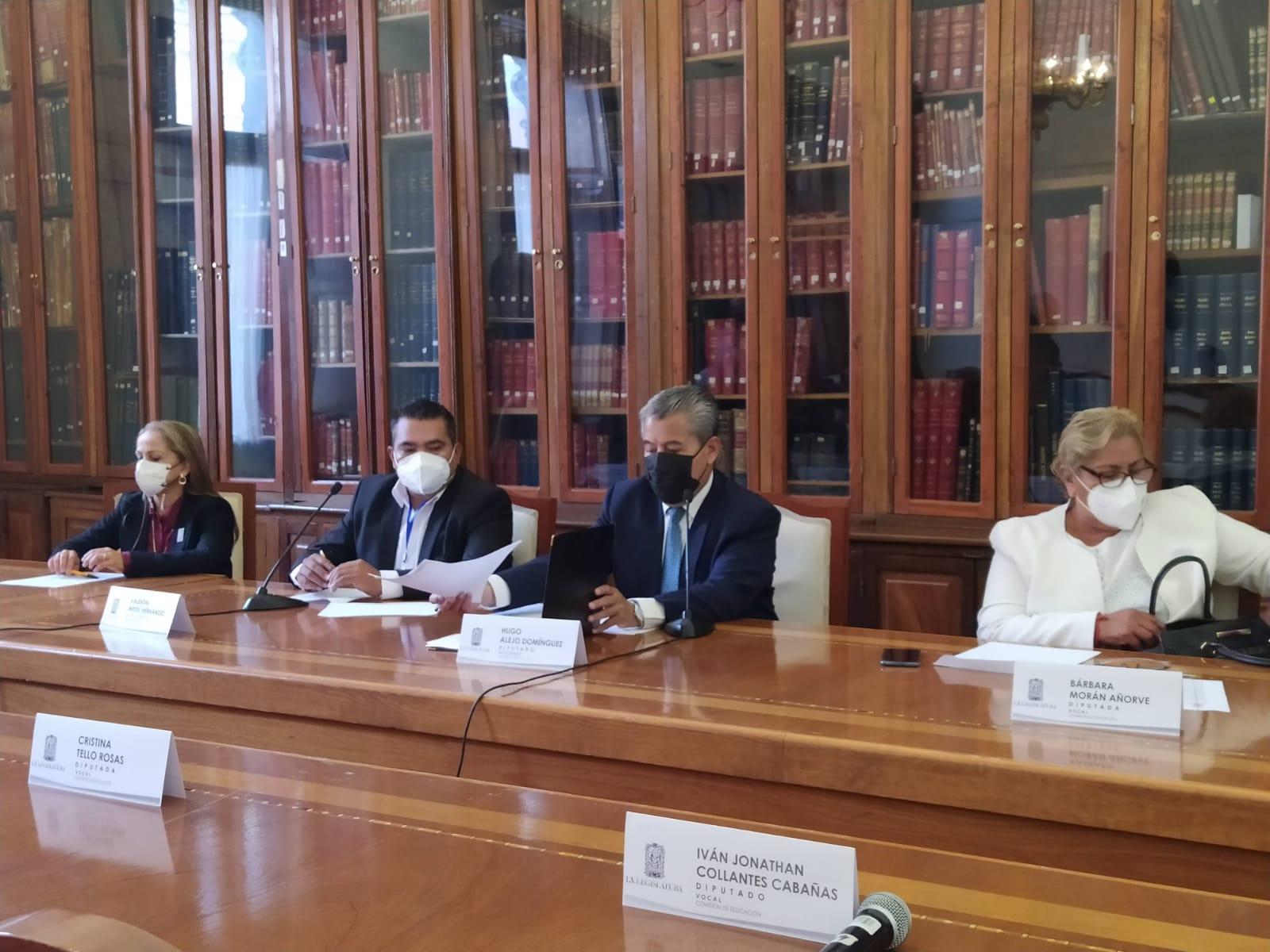 Instala Congreso la Comisión Permanente de la LX Legislatura