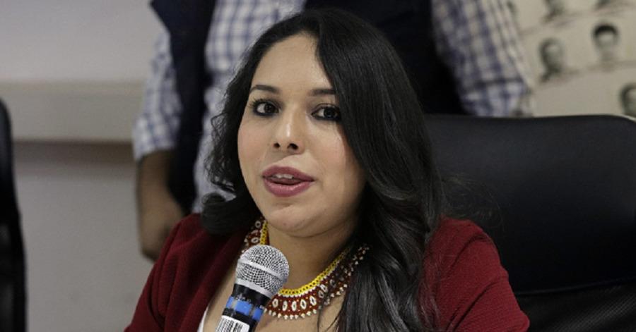 Tonantzin Fernández se descarta como precandidata a la dirigencia de Morena Puebla