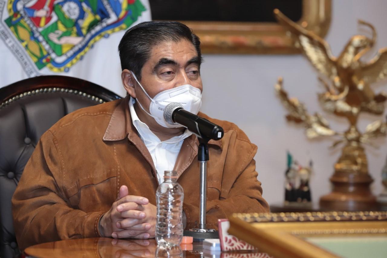 El actual gobierno de Puebla sí combate la trata de personas y el narcomenudeo, destacó Miguel Barbosa