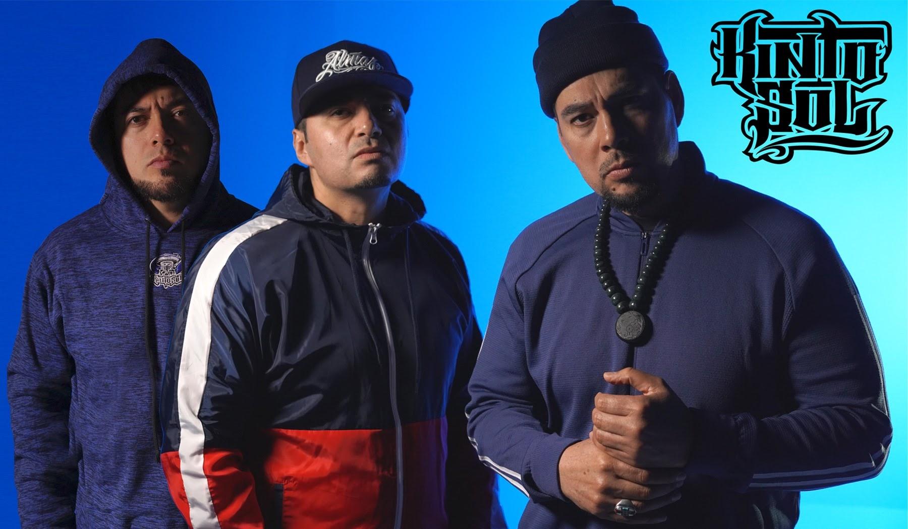 La agrupación legendaria de hip hop Kinto Sol presente en documental del Chivas