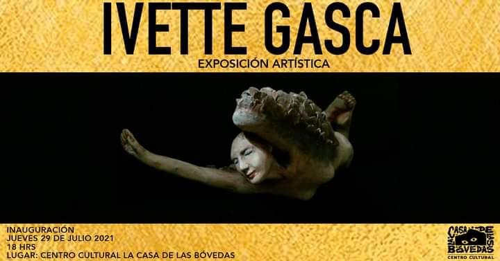 Ivette Gasca inaugurará RITUAL / Nocturno en La Casa de las Bóvedas