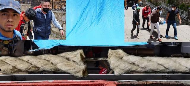 Protección Civil Huauchinango, ¡lo más  delgado de la cuerda!