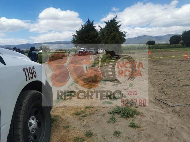 Con huellas de tortura encuentran cadáver de masculino en Palmar de Bravo.