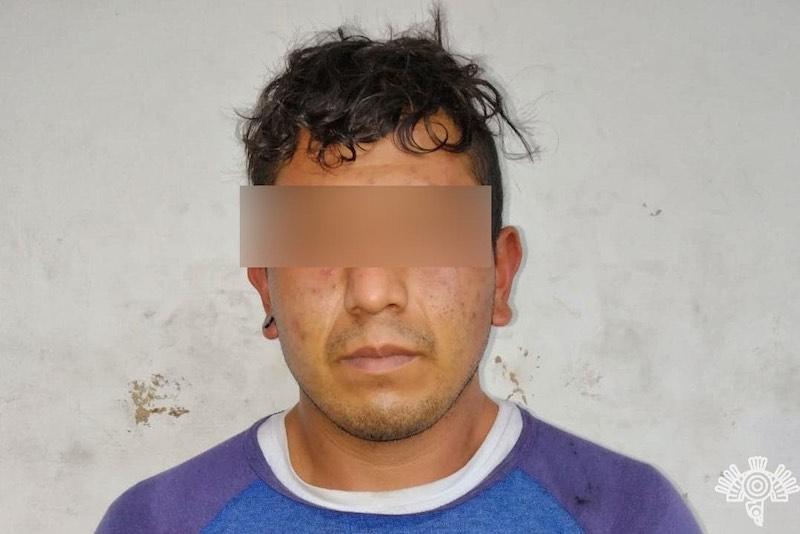 Policía Estatal detiene a hombre en posesión de pastillas psicotrópicas