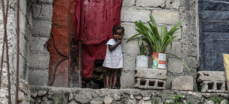 Más de un 1,5 millones de niños precisan ayuda de emergencia en Haití