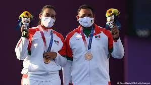 Los arqueros lograron la primera presea para México en los Juegos Olímpicos de Tokio