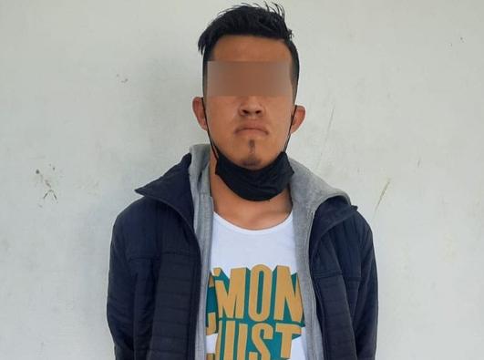 Captura SSP a presunto narcovendedor originario de Hidalgo