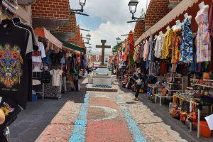 Mejoramiento de la imagen urbana del Barrio del Artista y El Parián concluirán en septiembre