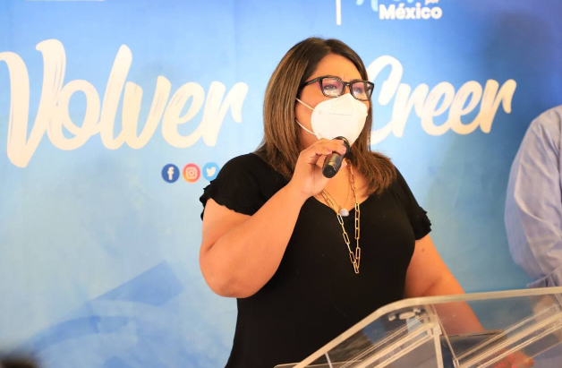 No es momento de dividirnos ni confrontarnos, el enemigo no está en casa y para el 2024 debemos hacer equipo: Genoveva Huerta