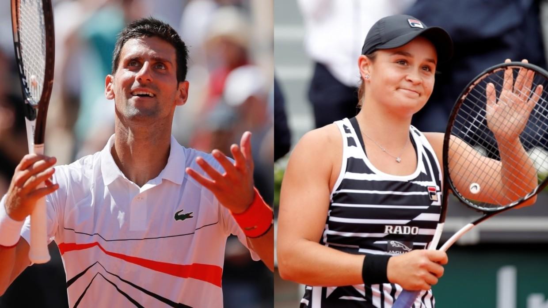 Las esperanzas nacionales descansan en las estrellas de tenis de Tokio, enfocadas en la gloria olímpica