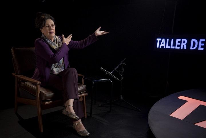 """Helena Rojo es la invitada del programa """"TAP"""" este sábado 31 de julio"""