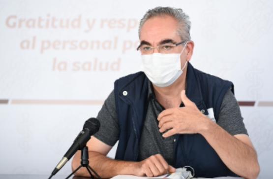 Incrementan hospitalizados por covid-19 en Puebla; ya son 300: Salud
