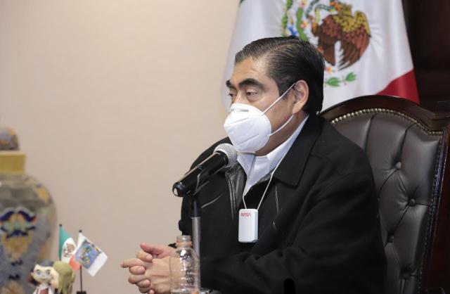 Video desde Puebla: Gobernador Barbosa señaló que la descentralización de la SEP sigue vigente