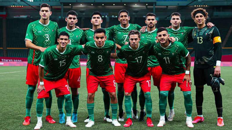México vs Corea del Sur: A qué hora es para México, canal de transmisión, cómo y dónde ver el fútbol de Juegos Olímpicos Tokio 2020