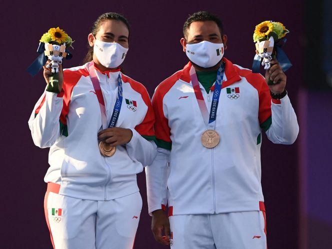 ¡México gana medalla de bronce en Olímpicos!