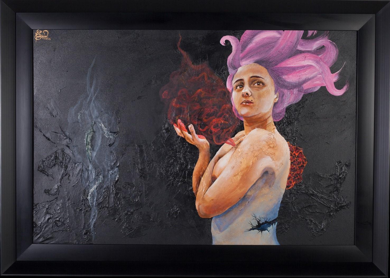 Mamá. Luz y sombra, una exposición de Celeste Bejarano llega a Puebla