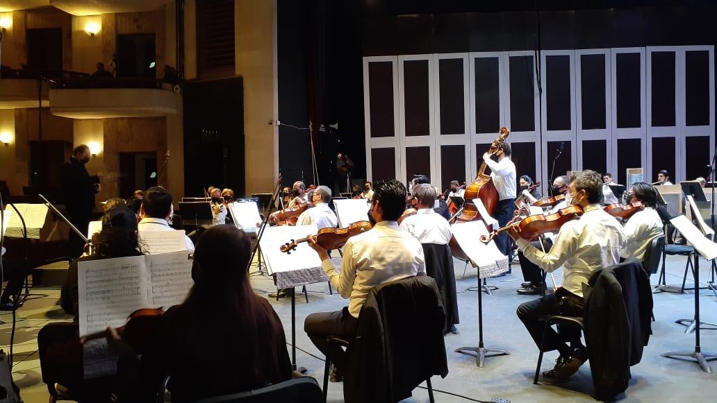La OSSLP interpreta a Stravinsky y Beethoven en el concierto virtual