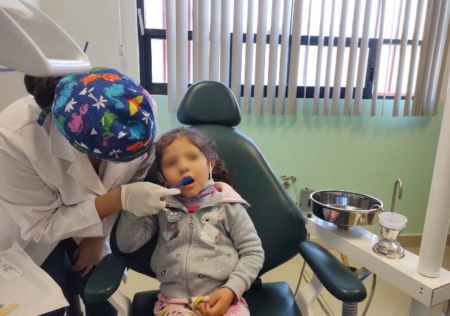 Emite SESA recomendaciones para el cuidado dental en bebés