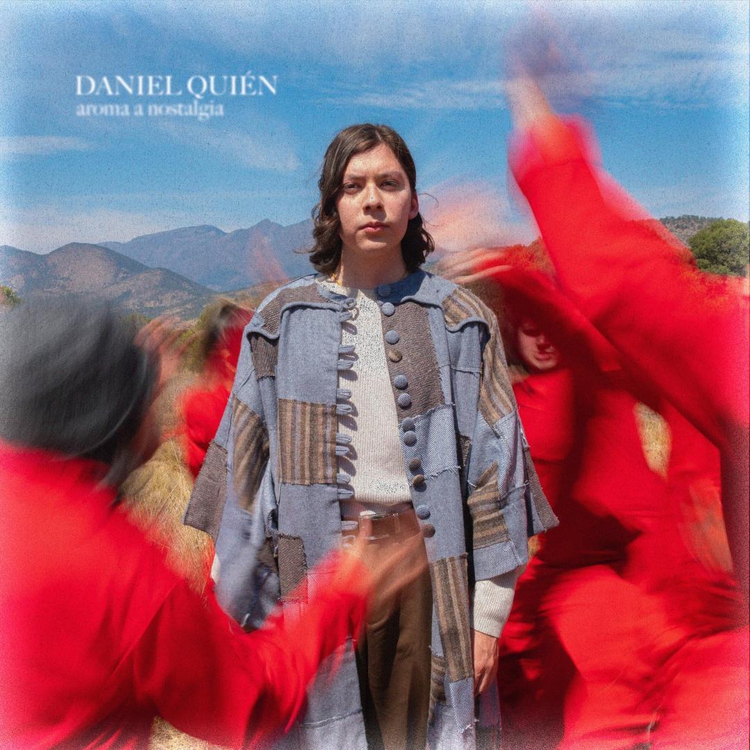 "Daniel Quién platica sobre ""Aroma a Nostalgia"", su segundo álbum de estudio"