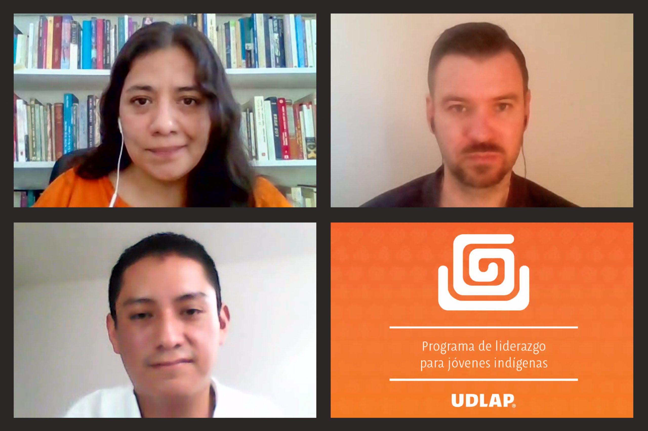Inicia el Programa de Liderazgo para Jóvenes Indígenas 2021 de la UDLAP
