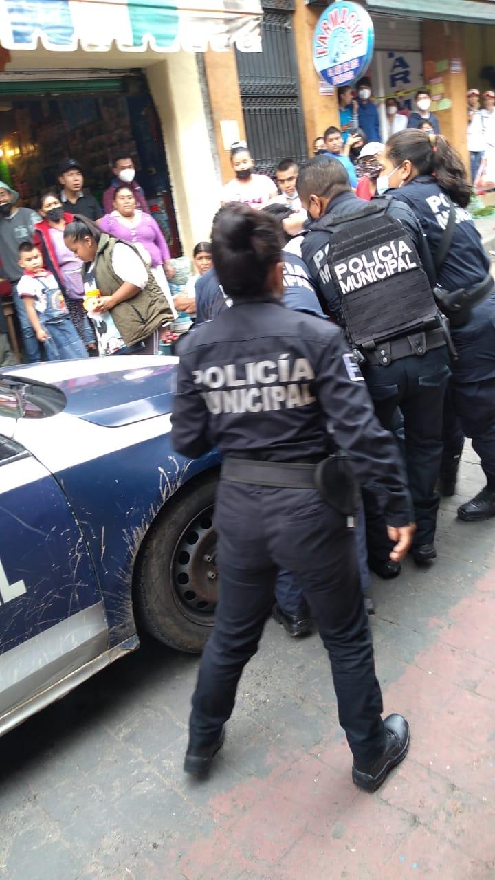 Huauchinango se queda sin policías; edil Gustavo Vargas suspende a 45 elementos sin motivo